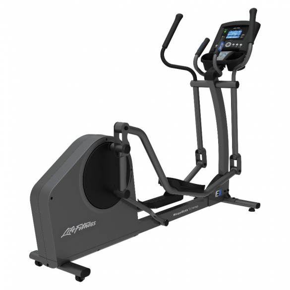 Life Fitness E1 Go crosstrainer tweedehands model  C1GO2DEHANDS-NLF