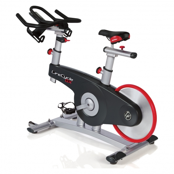 Life Fitness LifeCycle GX spinningbike Gebruikt LFCYCLEGXDEMO