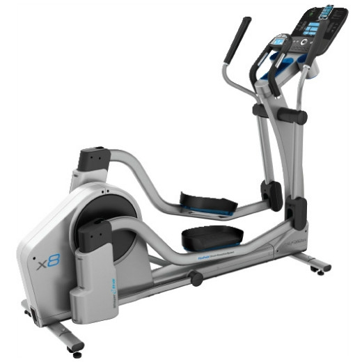 Life Fitness crosstrainer X8 Track console display  LFCTX8TRACK