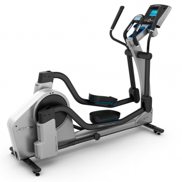 Life Fitness crosstrainer X7 advanced display Gebruikt LFX7ADVANCEDDEM
