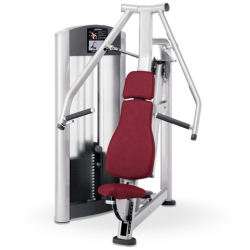 Life Fitness Signature Series Single Station Chest Press (FZCP)  LFSIGCHESTPRESS