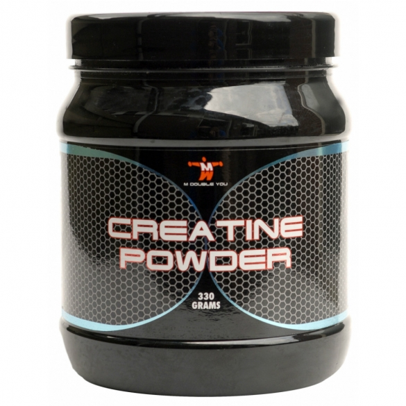 M Double You Creatine Powder 330 gram  2030CREA