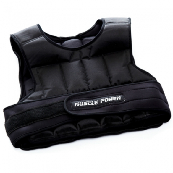 Muscle Power Gewichtsvest 10 kg PRO MP1215  MP1215