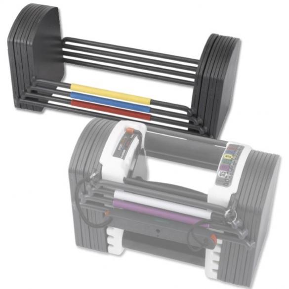 PowerBlock Sport 9.0 Stage II uitbreidingsset (25 - 41 kg per paar)  420203