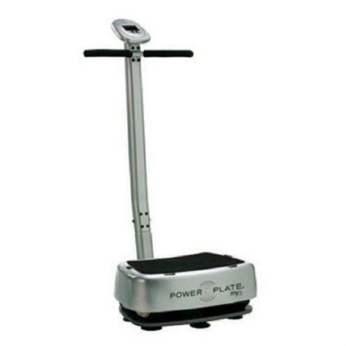 Powerplate trilplaat by Conny (gebruikt model)  POMY3NEW