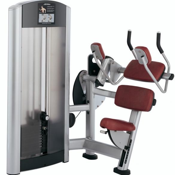 Life Fitness Signature Series Abdominal FZAB Gebruikt FZAB