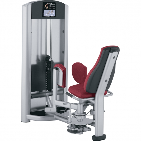 Life Fitness Signature Series Single Station Hip Abductor (FZHAB) Gebruikt FZHABDEMO