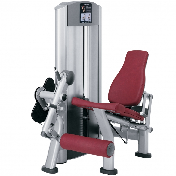 Life Fitness Signature Series Single Station Leg Extension (FZLE)  LFSIGLEGEXTENSI