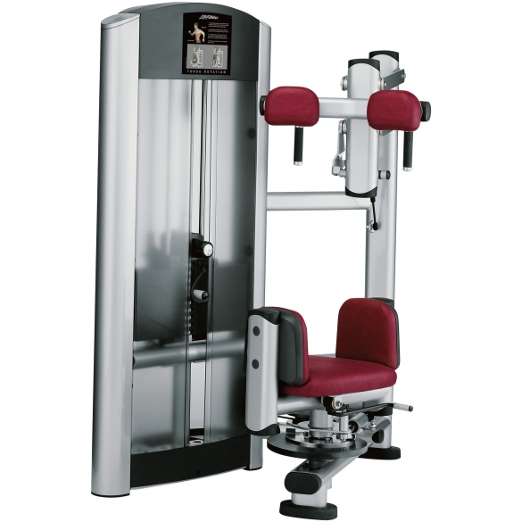 Life Fitness Signature Series Single Station Torso Rotation (FZTR)  LFSIGTORSOROTAT