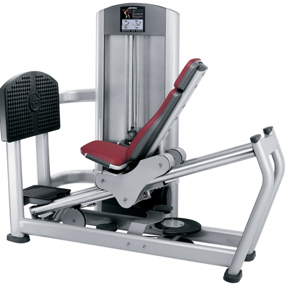 Life Fitness Signature Series Single Station Leg Press (FZSLP)  LFSIGLEGPRESS