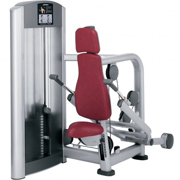 Life Fitness Signature Series Single Station Triceps Press (FZTP)  LFSIGTRICEPSPRE
