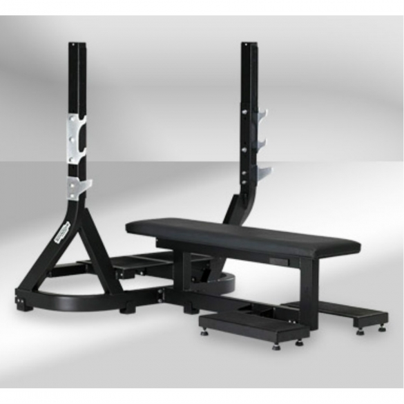 Technogym Olympic Flat Bench - Purestrength  TECHNOPG07