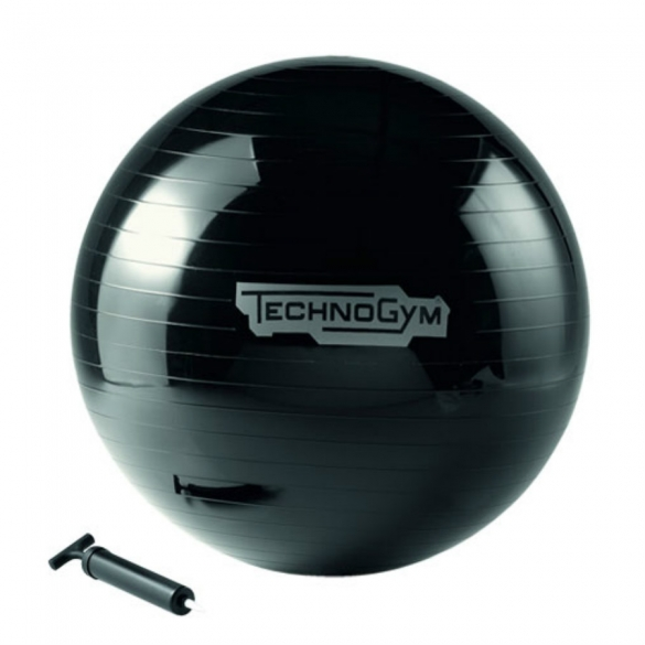 Technogym Wellness Ball Training 65 cm zwart  TECHNOGYMBALL65