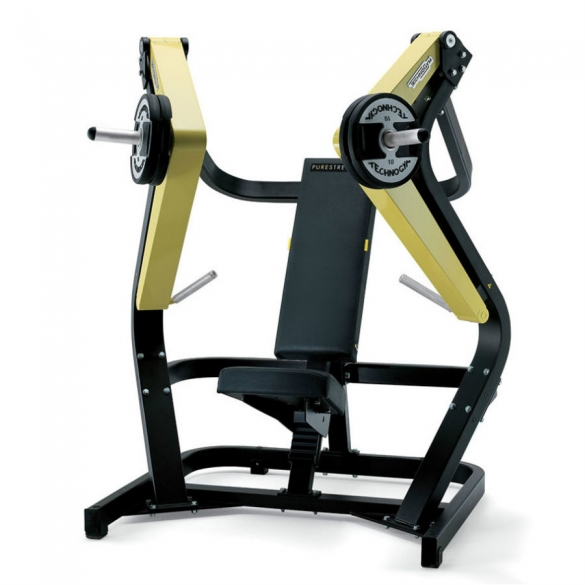 Technogym Wide Chest Press- Purestrength  TECHNOMG1000
