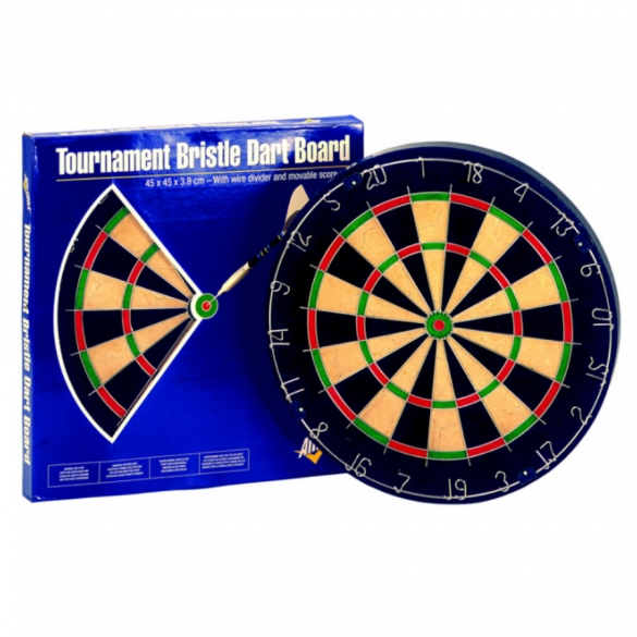 Tunturi Dartbord Bristle 'Tournament Pro' 08BRSGA033  08BRSGA033