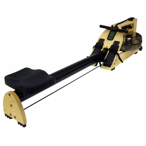 Waterrower roeitrainer A1 essenhout demo  OOFWRA1HMEDEMO