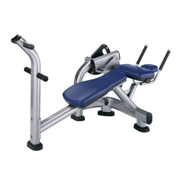 Life Fitness Ab Crunch Bench showroom  SABBdemo-tit/blue