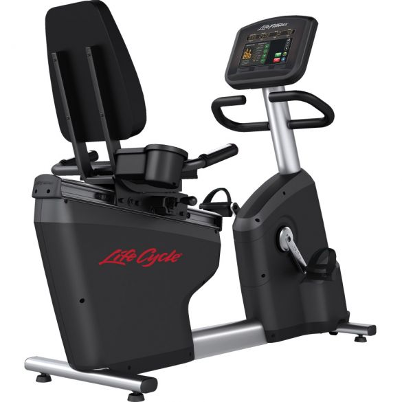 Life Fitness professionele ligfiets Activate Series recumbent bike  PH-OSR-0601-01