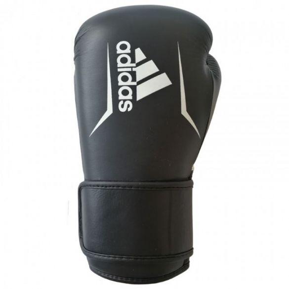 Adidas Speed 175 (kick)bokshandschoenen zwart/wit  ADISBG175-90100VRR