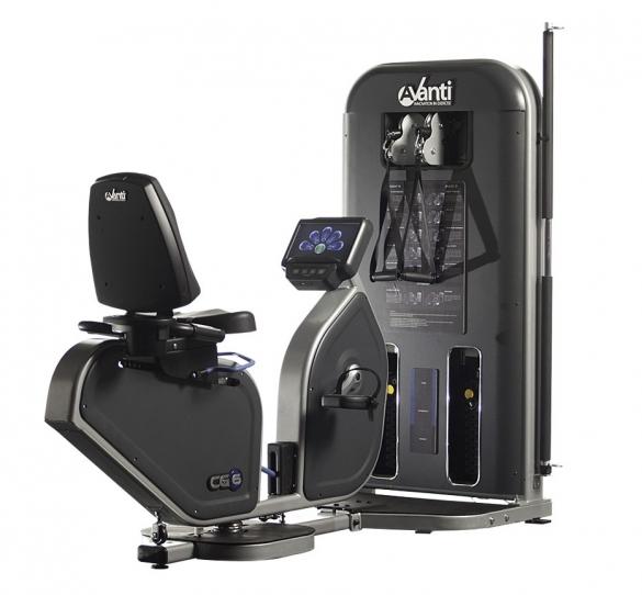 Avanti CardioGym hometrainer CG6 demo  CG6