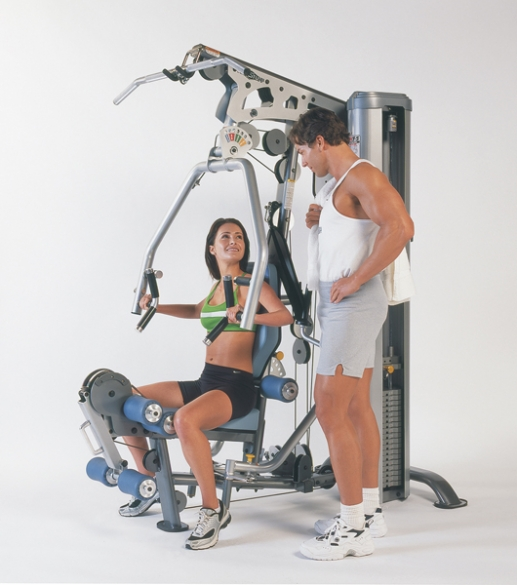 Tuff Stuff krachtstation AXT-5D Pro-Style Home Gym  AXT-5D