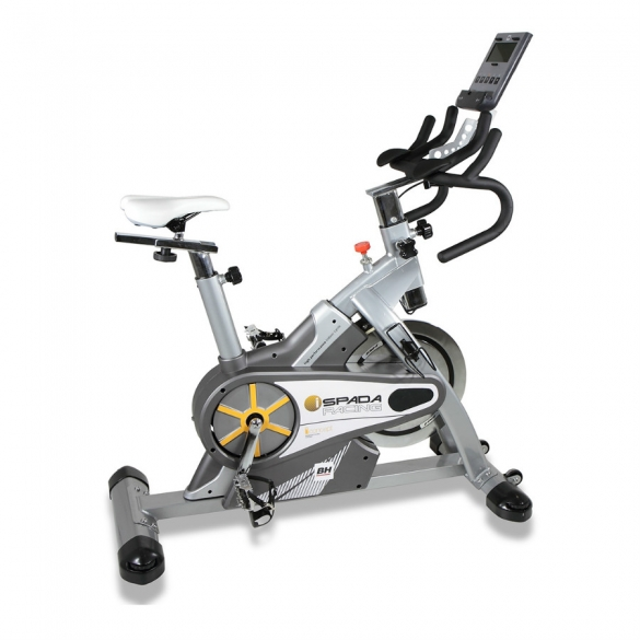 BH Fitness indoor Cycle iSpada Racing Dual  BWH930R