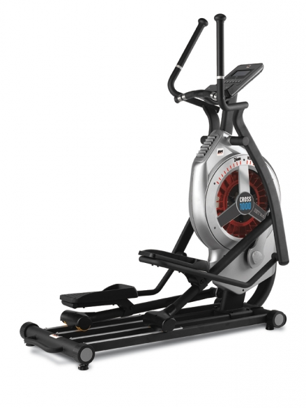 BH Fitness crosstrainer iCross 1000 Dual HIIT  BWG872