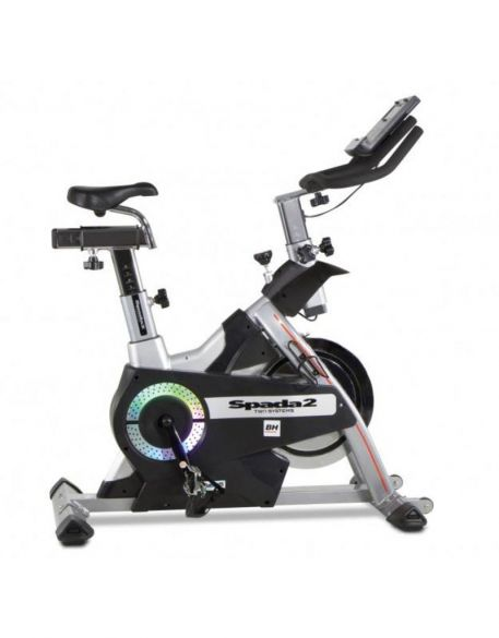 BH Fitness Indoor Cycle iSpada II Dual showroom  BWH9355showroom
