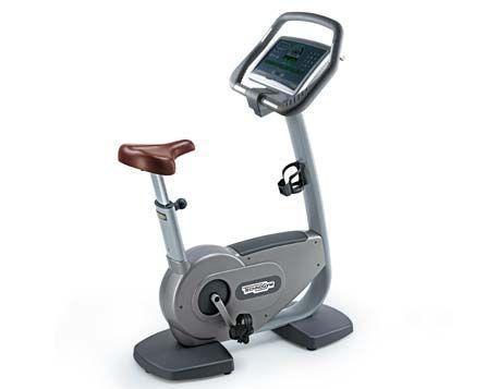 TechnoGym hometrainer Bike Excite 700i classic zilver gebruikt  BBTGBE700IC
