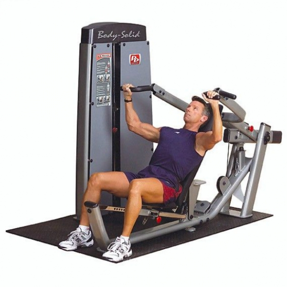 Body Solid Pro Dual Line Multipress Machine (DPRSSF)  DPRS-SF