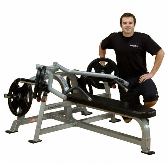 Body Solid Leverage Line Chest Bench Press (LVBP)  LVBP