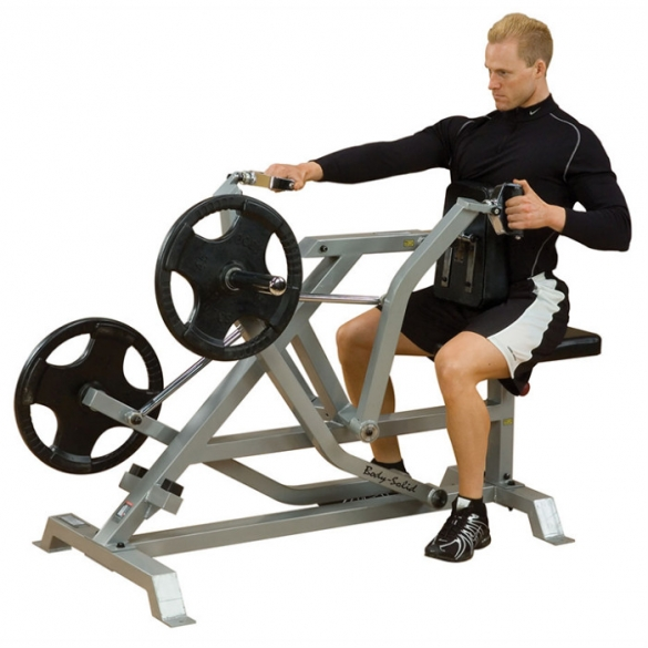 Body Solid Leverage Seated Row (LVSR)  LVSR