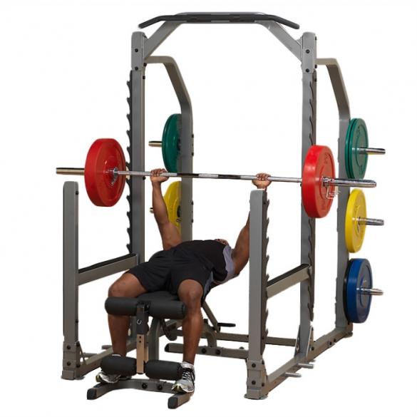 Power Rack Kopen: Body-Solid ProClub Line Multi Squat Rack Machine Kopen