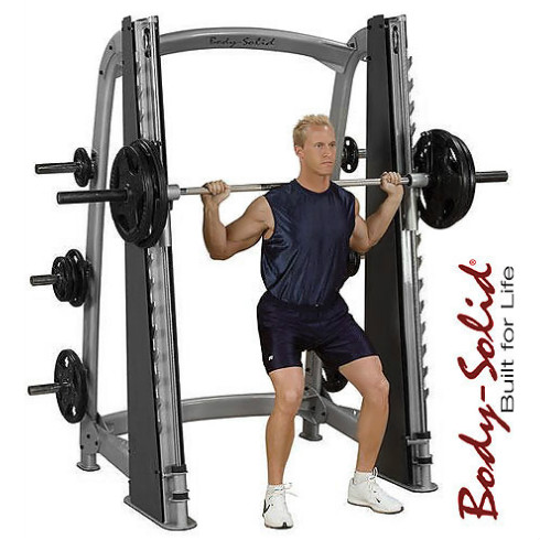 Body Solid ProClubLine Counter Balanced Smith Machine (SCB1000)  SCB1000