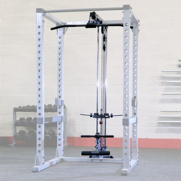 Body-Solid Lat Attachement voor Power Rack GPR378  KGLA378