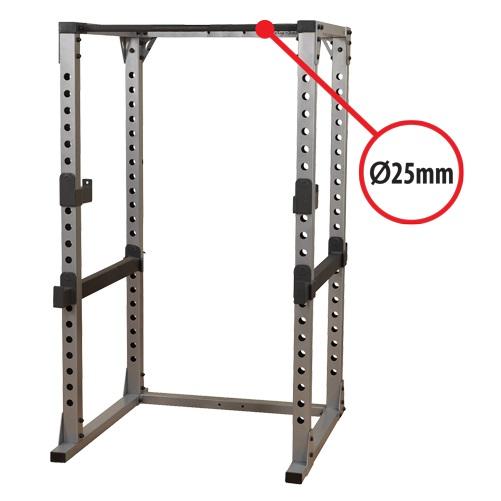 Power Rack Kopen: Body-Solid Pro Power Rack Kopen? Bestel Bij Fitness24.nl