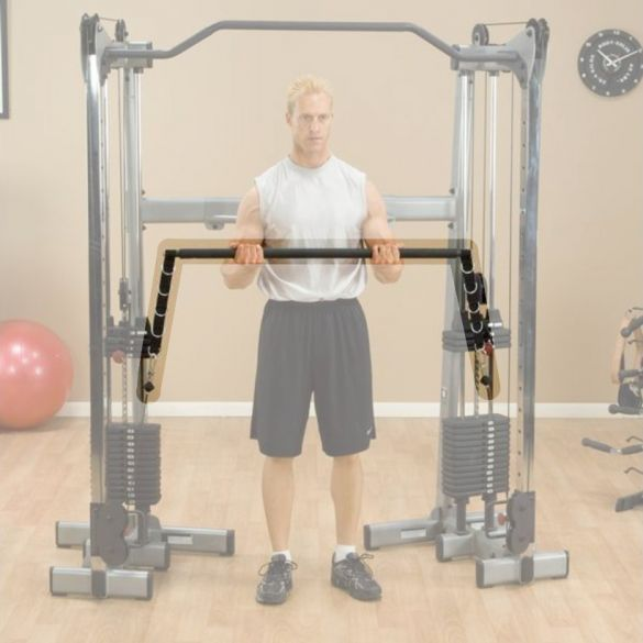 Body-Solid Bar Attachment  KGDCCBAR
