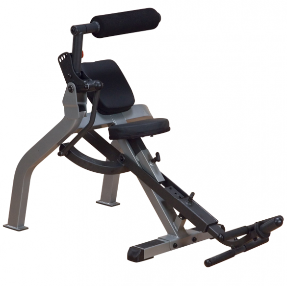 Body-Solid Semi-Recumbent dual Ab bench buikspierbank  GAB350
