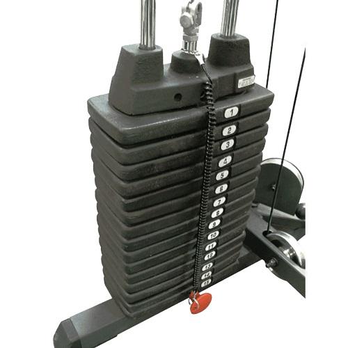 Body-Solid 90 KG Weight Stack voor GLA48 en GLA378  KSP200