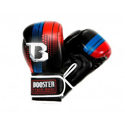 Booster BT Sparring bokshandschoenen blauw/rood  BTSPARRINGBLUERED