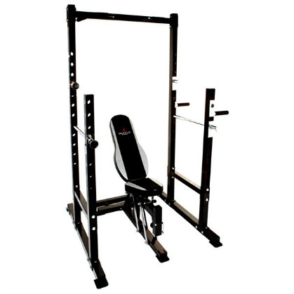 Bruce lee krachtstation dragon power rack  13BLDMU504