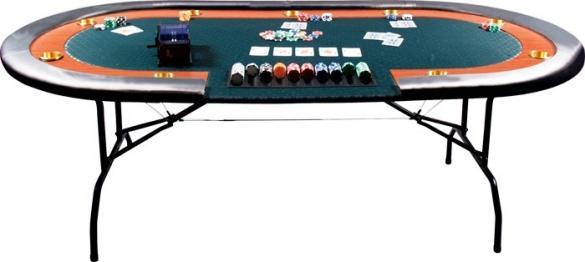 Buffalo Pokertafel High Roller 7100.789  7100.789