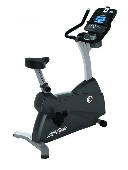 Life Fitness hometrainer C1 Track+ demo  LFC1TRACKDEMO-NLF