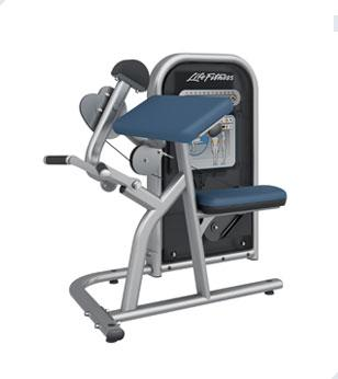 LifeFitness Circuit Series Abdominal Bench  CCABDOMBENCH