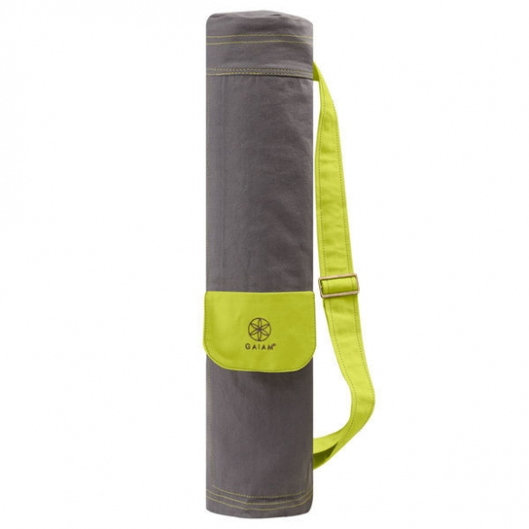 Gaiam Citron Storm Cargo Bag  G05-61339