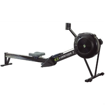 Concept2 roeitrainer model D PM5 display zwart Weekendactie  CO2PM5