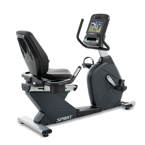 Spirit Ligfiets professioneel CR900TFT recumbent bike  CR900TFT