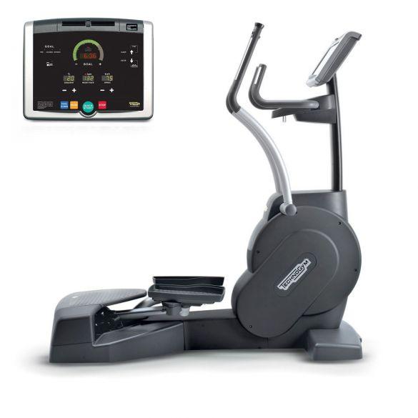 TechnoGym lateral trainer Crossover Excite+ 500i zwart gebruikt  BBTGCE500IZW