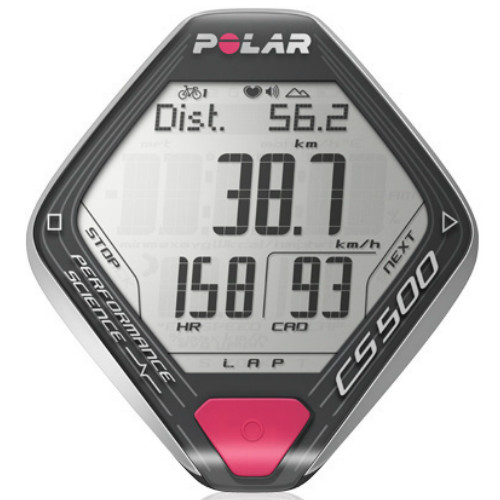 Polar fietscomputer CS500+  POLARCS500+