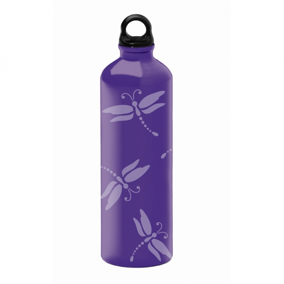 Gaiam Dragonfly 750ml Aluminum drinkfles  G05-53617